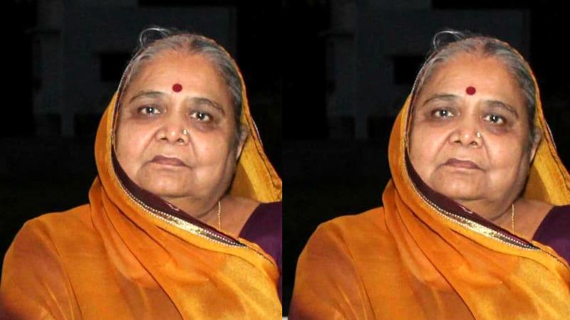 Death of Padma Shri Bhikhudan Gadhvi's wife