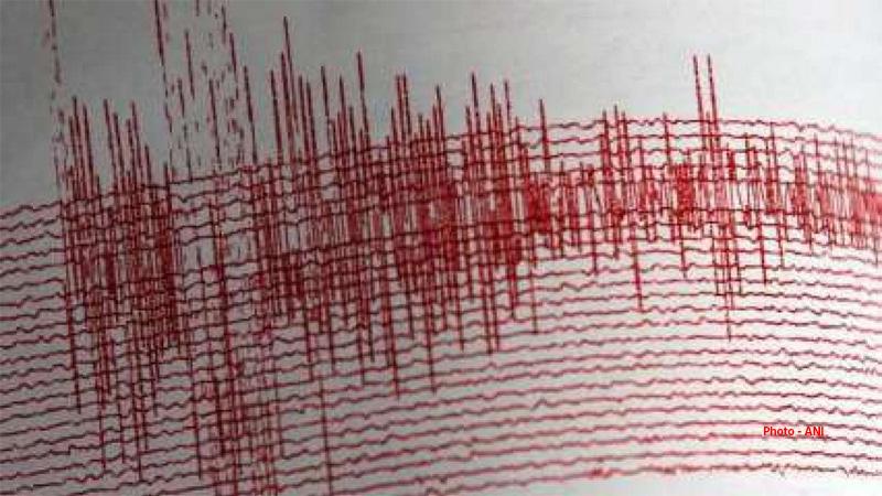 earthquake of 4.5 magnitude felt in manipur s ukhrul