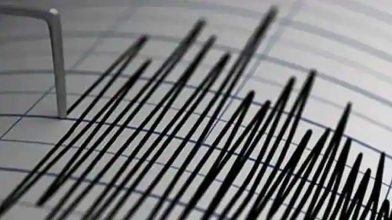 3.1 and 4 magnitude earthquake rapar Kutch gujarat
