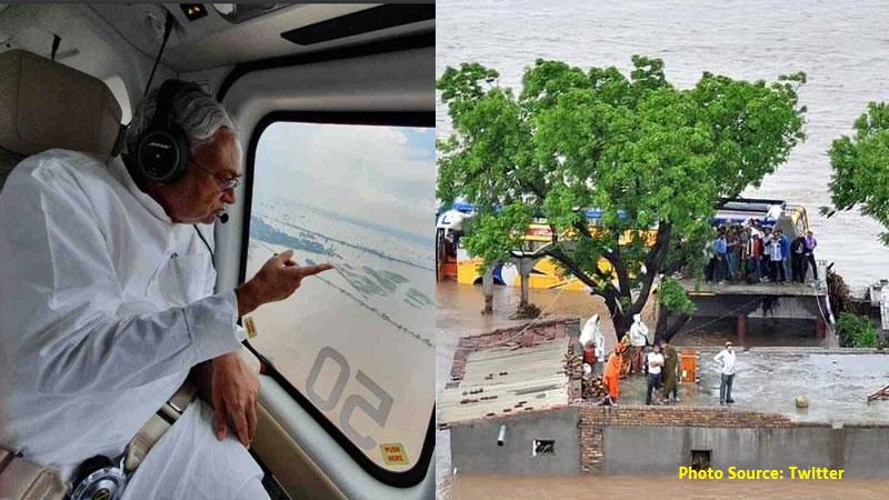 1813 Crore Flood Relief For Karnataka, Bihar