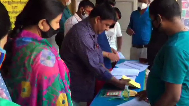 Voting for first phase of Bihar elections begins