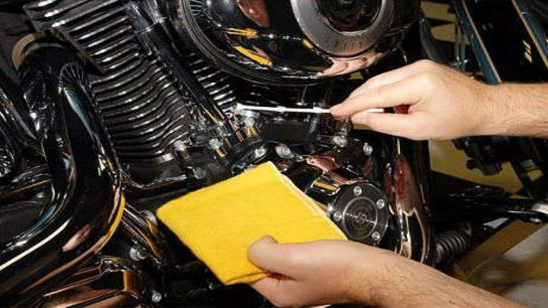 know 5 easy Tips and you can do bike service by own