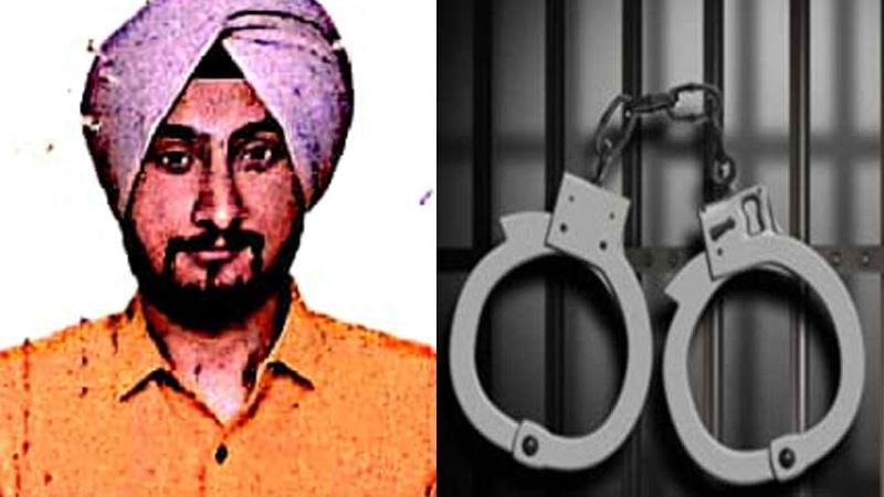 delhi police special cell arests gangster sukh bikriwal
