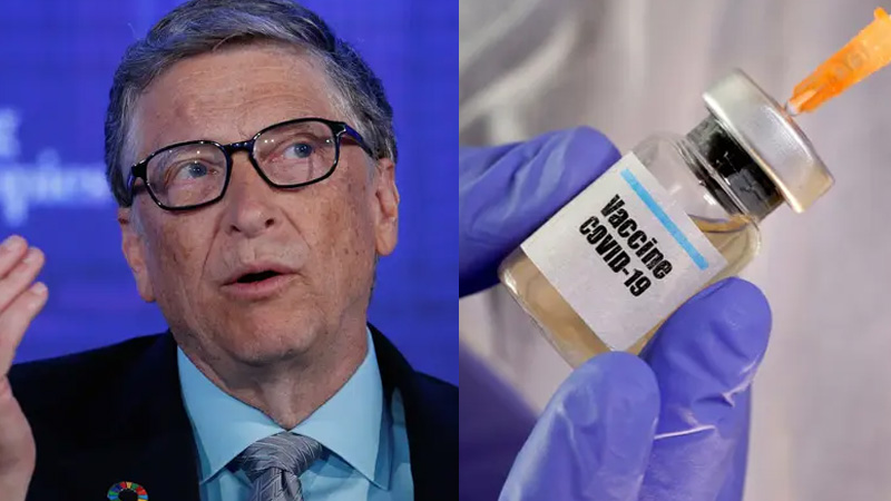 Bill Gates Says, After Corona   Vaccine Work Completed, 1400 Crore Doses Need To Be Fullfill In The World