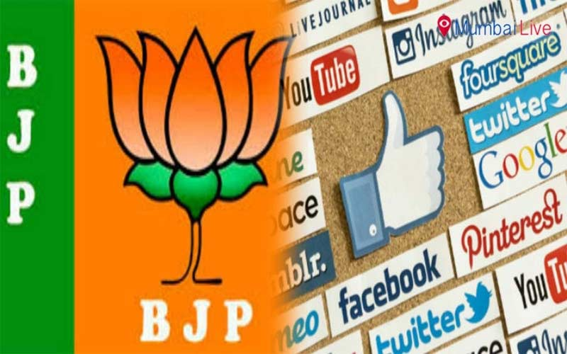 loksabha Election 2019 bjp becomes largest party on digital platforms advertisement spending