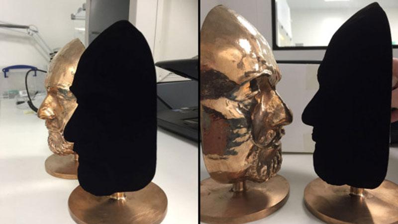 MIT Engineers Develop World's darkest material is blackest black