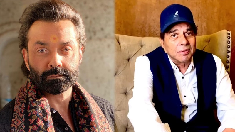bobby deol neelam kothari not get married due to dharmendra Know the reason