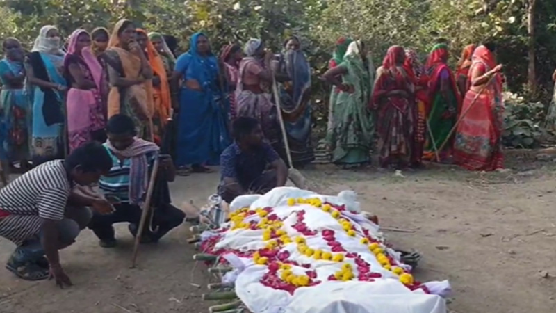 Chhota udepur bodeli sagdara achhali villages women Friction