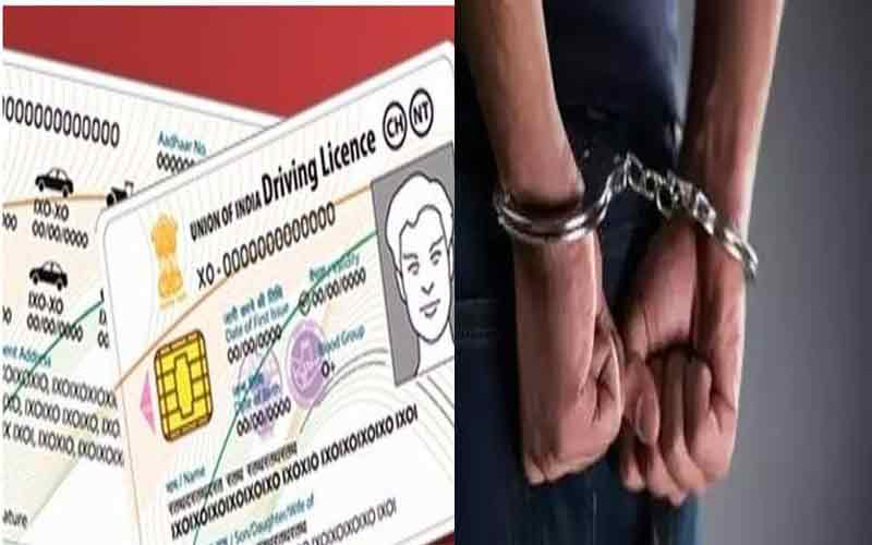 3 agents detained by SOG police for bogus license scam