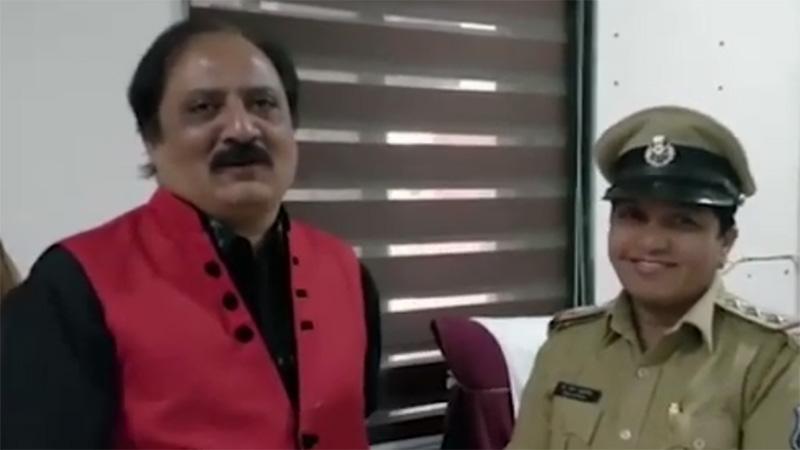 coronavirus in Gujarat Bopal PI suspend break lockdown 144