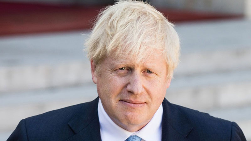british pm boris johnson not allowed on diwali day kashmir protest in london