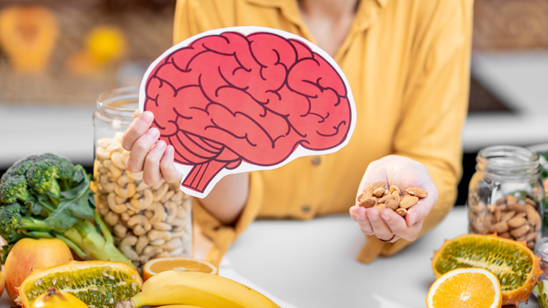 Best and healthy foods To Boost brain power and relief stress