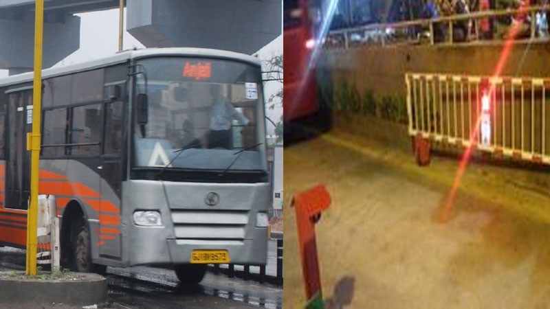 BRTS begins installation of automatic swing gates in first phase