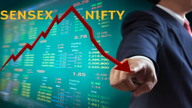 Sensex dives over 400 points Nifty below 10900