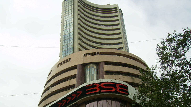 Share market today opening in Red Zone