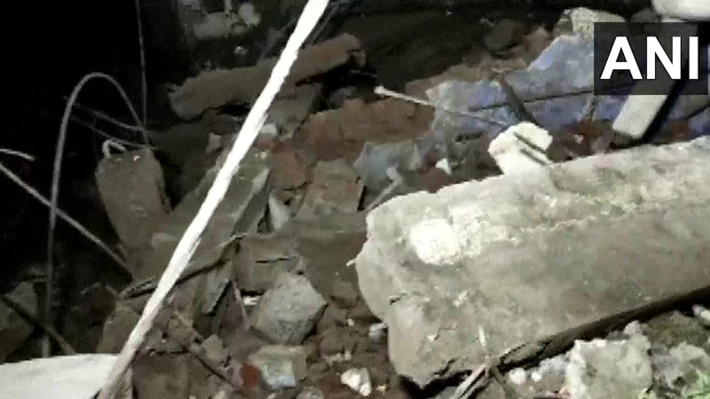 mumbai building collapses news nine killed 8 injured as residential structure collapses in mumbai malad west