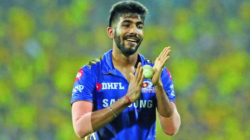 i had just one pair of shoe and t shirt recalls jasprit bumrah