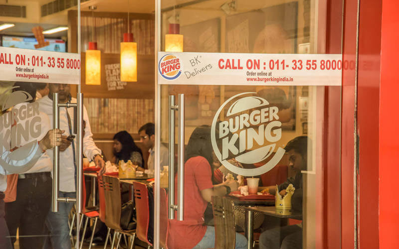 Rahul Bhatia's InterGlobe Enterprises in talks to buy Burger King's India franchise