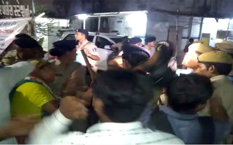 ahmedabad elements Terror bootlegger and his team killed child