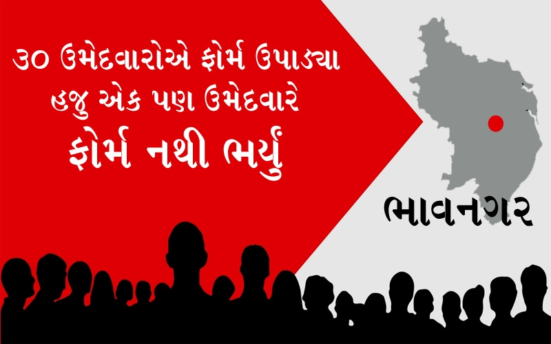 preparing-for-bhavnagar-seat-lok-sabha-election-30-candidate