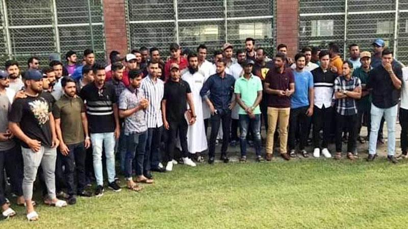 Bangladesh Cricketers Announced Boycott Plan