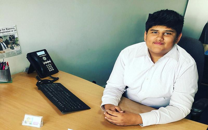 Ranveer Sandhu is the UK's Youngest Accountan