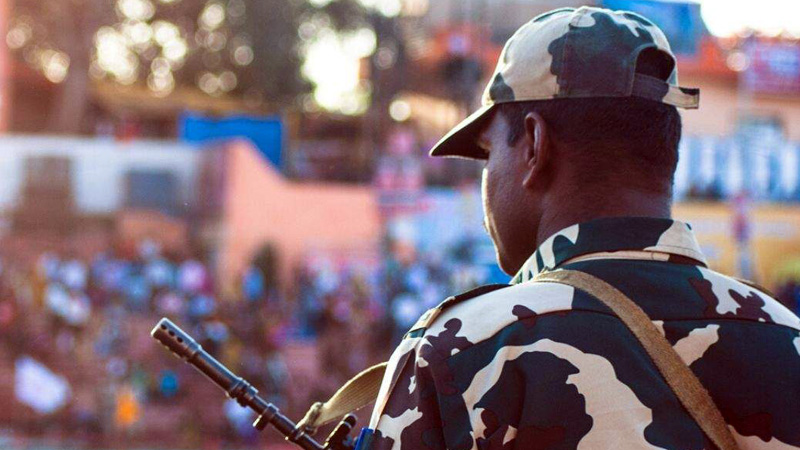 NCRB revealed surprising numbers CAPF jawans died