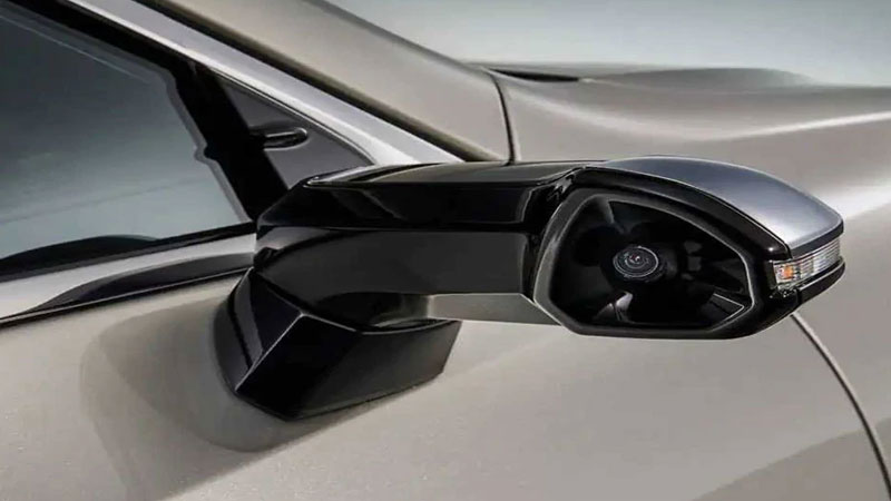hyundai mobis developed camera monitoring system to replace vehicle side mirrors