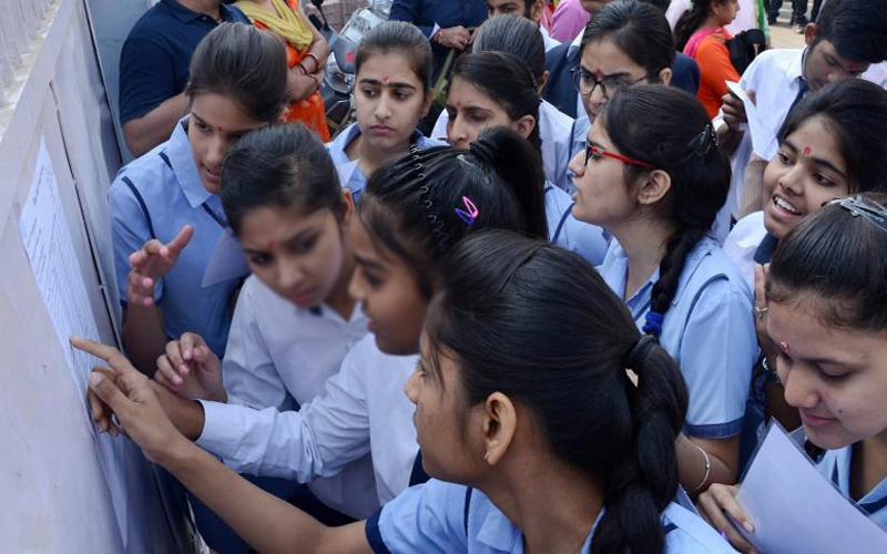 Result of CBSE board standard-10 declared