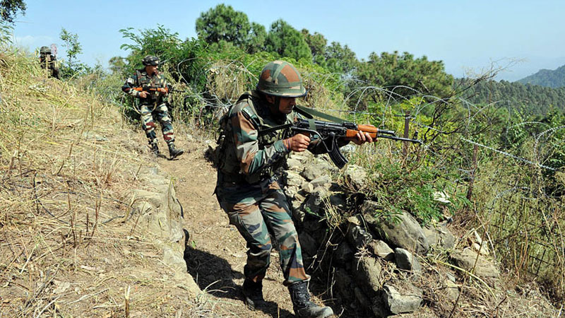 Unprovoked ceasefire violations by pakistan LoC says India