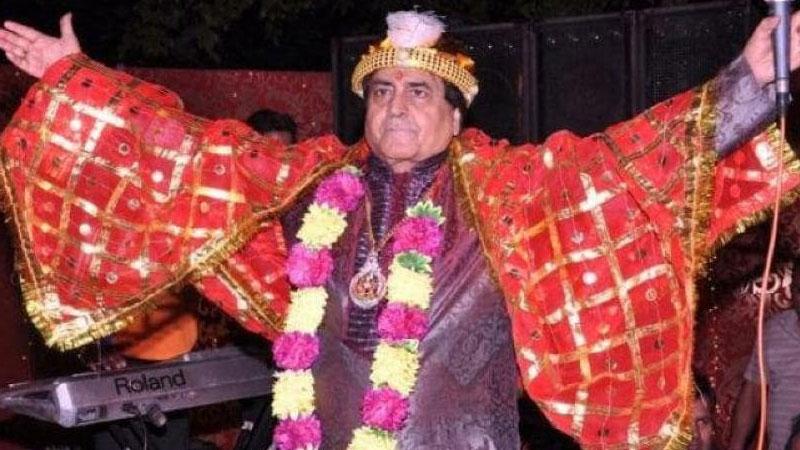 chalo bulava aya hai fame singer narendra chanchal died at the age of 80
