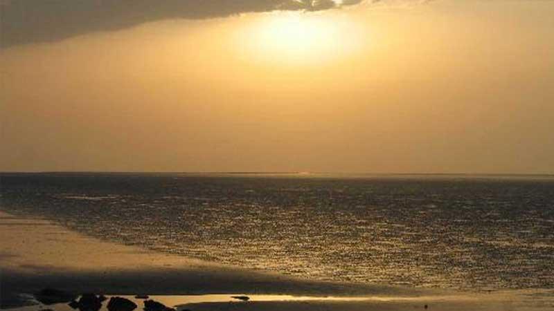 chandipur beach of odisha where sea beach got disappeared for some time