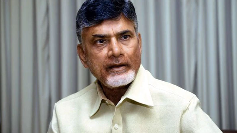 Chandrababu Naidu, Son Under House Arrest Amid Protest Against YSR Congress