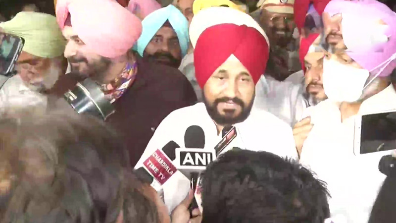 punjab in the hands of dalit cm who is the new chief minister of punjab charanjit singh channi