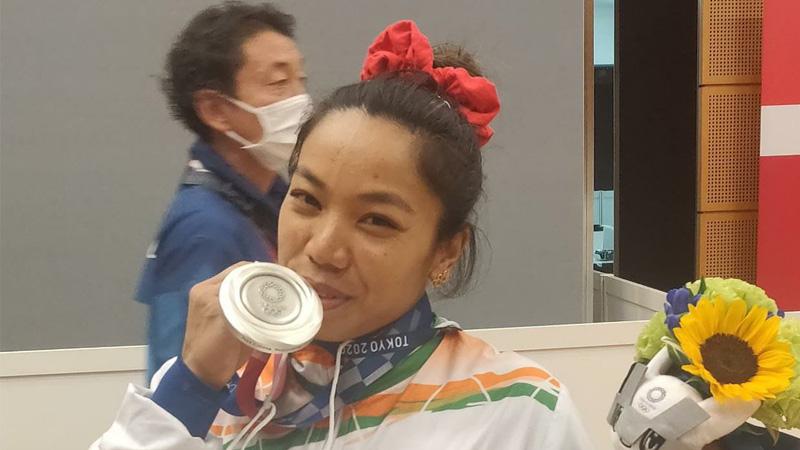 Big news for India, Mirabai Chanu may get a gold medal, see what happened