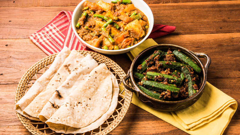 How Many Rotis Should We Eat In A Day For Lose Weight