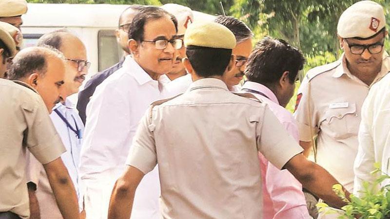 inx media case p chidambaram cbi chargesheet