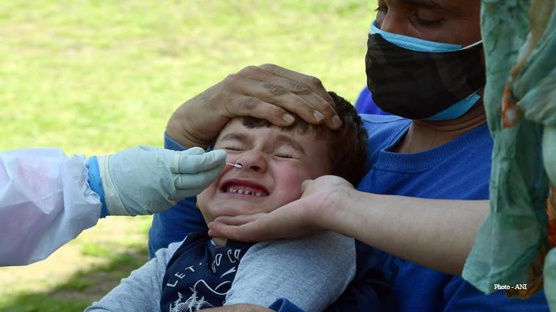 corona third wave children infected with corona indonesia hundreds children dead corona death