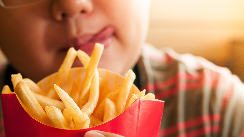 Improve your child's eating habits