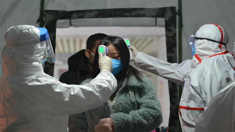china mass virus testing in beijing after new coronavirus cluster triggers lockdowns