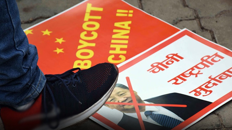 between boycott china campaign chinese company vivo will invest 7500 crores in india