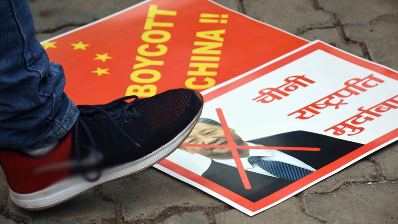 Modi government is making a list of products to compete china