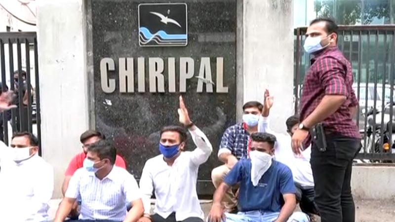 chiripal company fire youth congress appearance