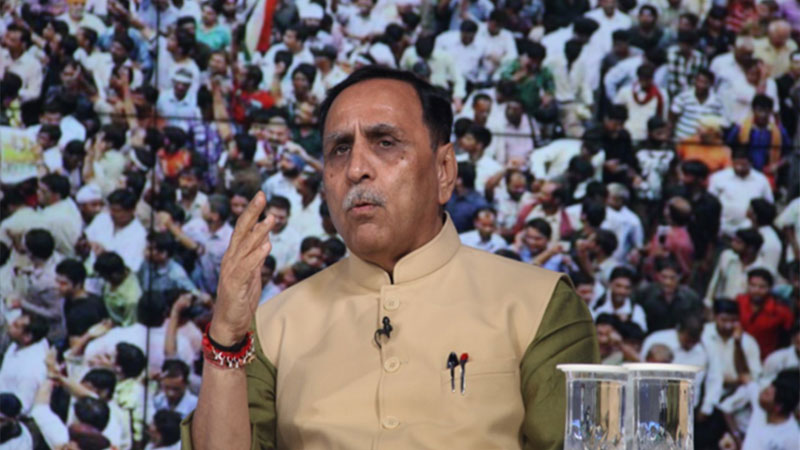 cm rupani pass gujarat town planning in last two month