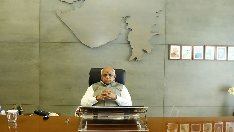 CM Bhupendra Patel in action mode in case of rain damage, a big decision can be taken today