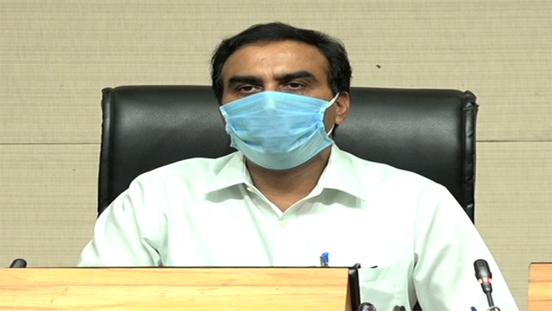 coronavirus in Gujarat CMO secretary Ashwinikumar press conference