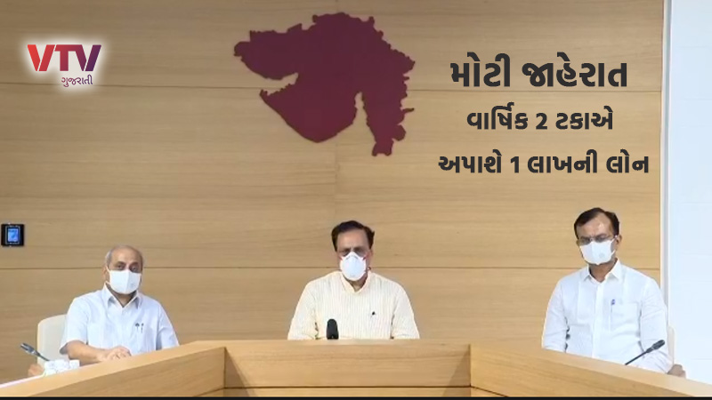 Gujarat Government atma nirbhay package for gujarati small businessman