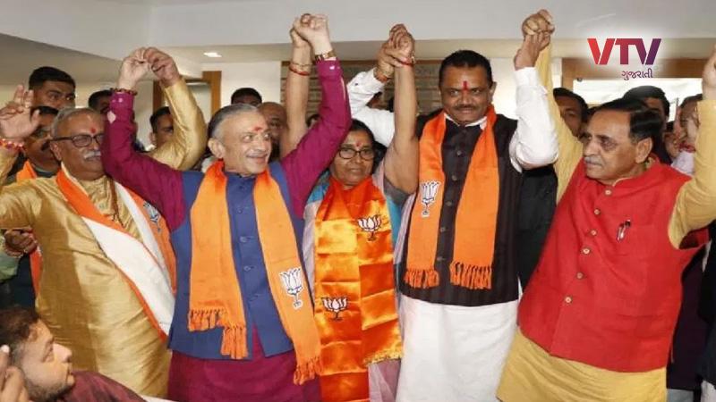 cm rupani said we will win 3 seat in gujarat Rajya sabha election 2020
