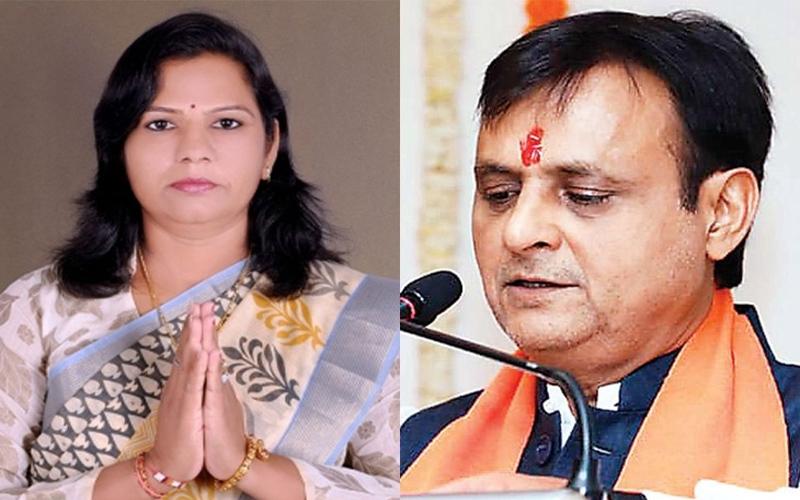 ગુજરાત વિધાનસભા પેટાચૂંટણીમાં ચારેય બેઠક પર ભાજપની જીત