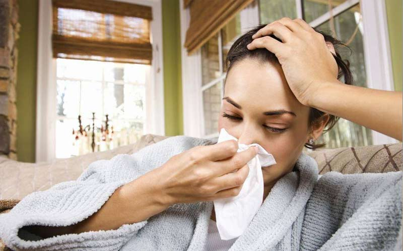 tips for cold and cough in summer